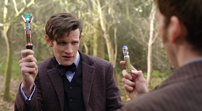 Doctor Who 50th anniversary special The Day of the Doctor