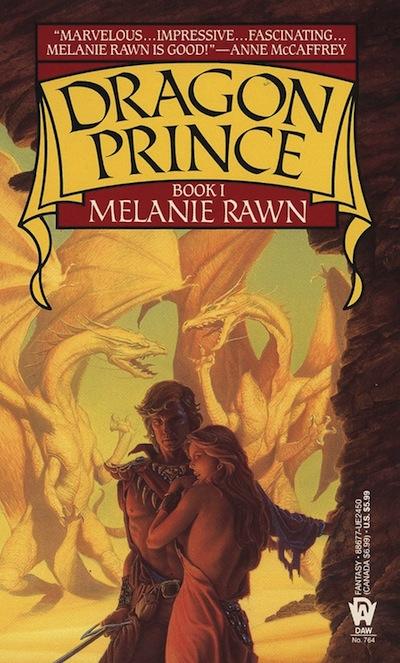 Dragon Prince Melanie Rawn