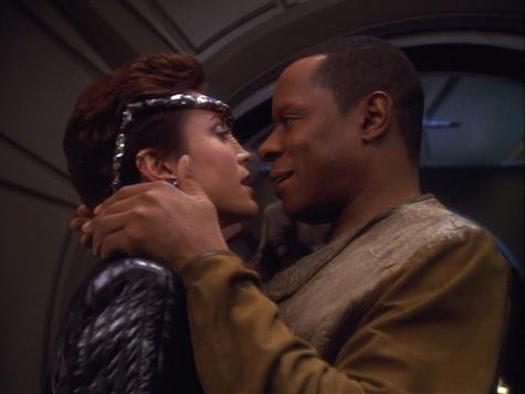 Star Trek Deep Space Nine Through the Looking Glass