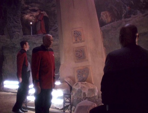 Deep Space Nine, Rapture, B'Hala