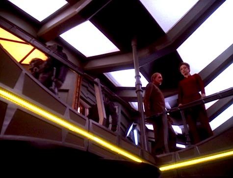 Star Trek: Deep Space Nine, Rocks and Shoals