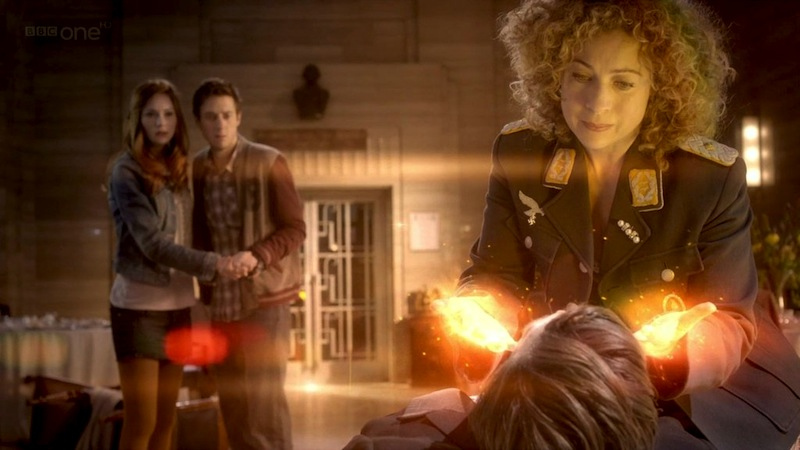 Doctor Who, Eleven, Matt Smith, River Song