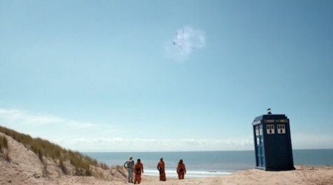 Doctor Who, Kill the Moon