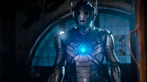 Doctor Who, Nightmare in Silver, Neil Gaiman, Cybermen