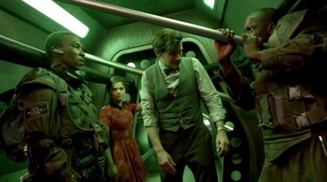 Doctor Who, Journey to the Center of the TARDIS