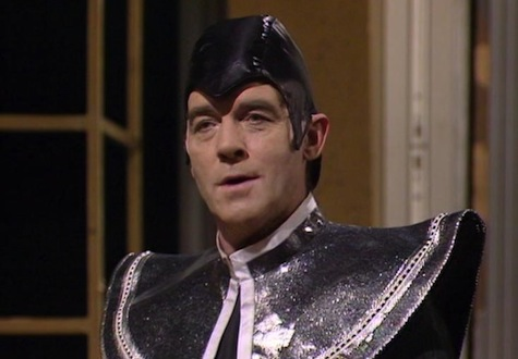 Doctor Who Villains The Valeyard