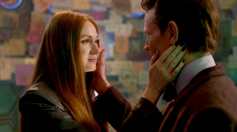 Doctor Who, The Time of the Doctor, Eleven, Amy Pond