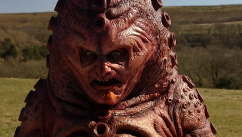 Doctor Who Villains Zygon