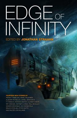 Edge of Infinity anthology UK cover
