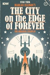 The City on the Edge of Forever Star Trek Harlan Ellison comic