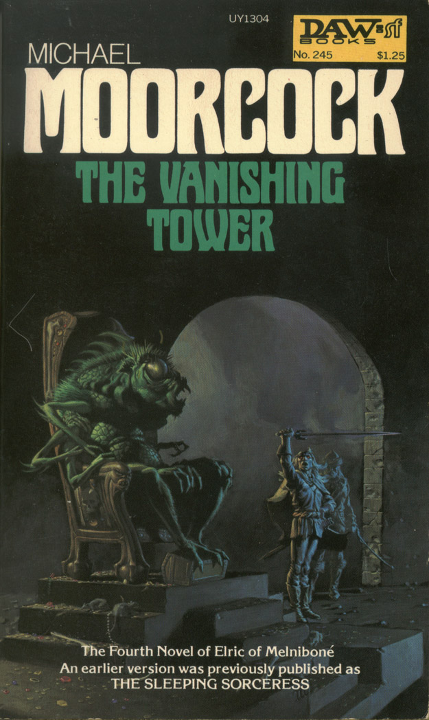 Michael Moorcock Elric The Vanishing Tower