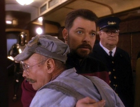 Star Trek: The Next Generation Rewatch on Tor.com: Emergence
