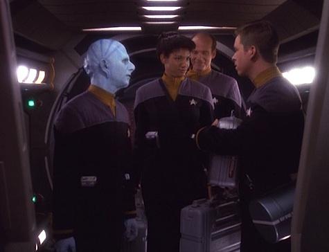 Star Trek Deep Space Nine Rewatch Empok Nor Tor