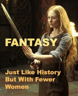 Fantasy author Tansy Rayner Roberts on historically authentic sexism in fantasy