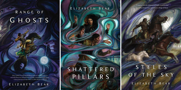 Wings Gleaming Like Beaten Bronze: Elizabeth Bear's Eternal Sky Trilogy |  Tor.com