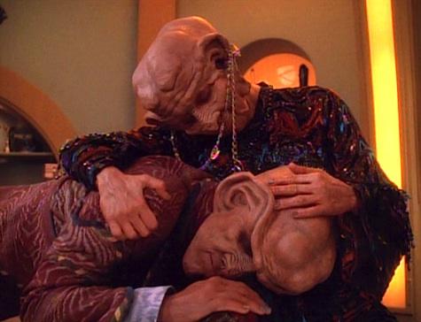 Star Trek: Deep Space Nine Rewatch on Tor.com: Family Business