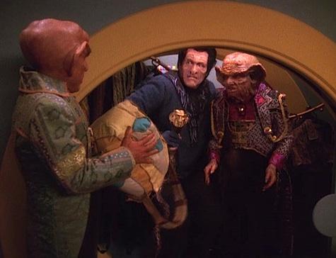 The Star Trek: Deep Space Nine Rewatch on Tor.com: Ferengi Love Songs