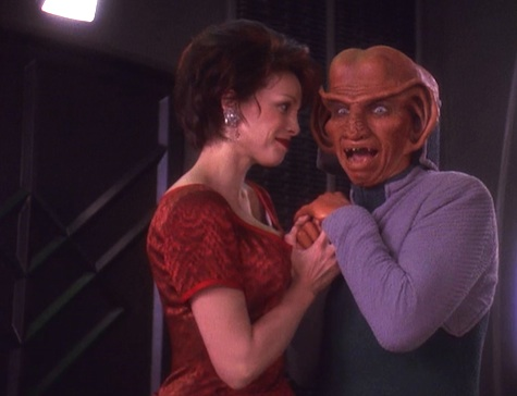 The Star Trek: Deep Space Nine Rewatch on Tor.com: Ferengi Love Songs