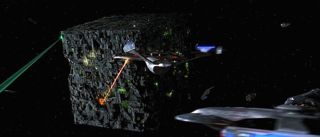Star Trek: First Contact rewatch