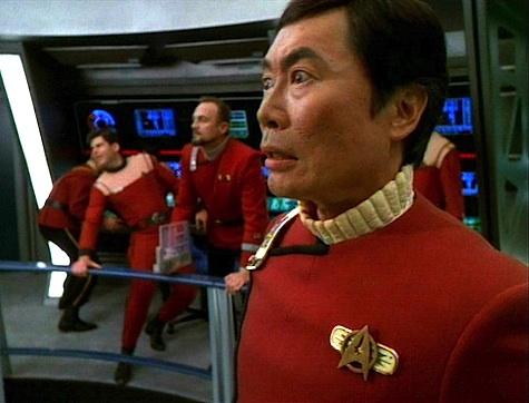 Star Trek: Voyager, Flashback