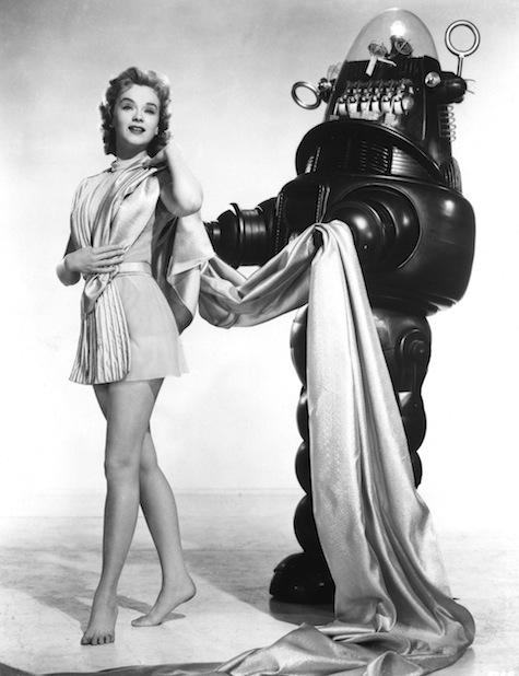Forbidden Planet Robby the Robot