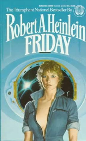 The Worst Book I Love Robert Heinleins Friday Torcom - Heinlein us map