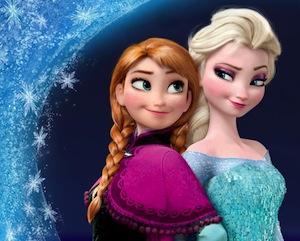 Frozen Disney Princess