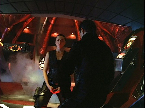 Farscape, Green Eyed Monster, Aeryn, Crais