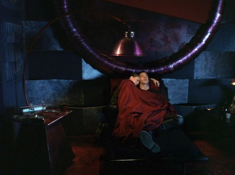 Farscape, Infinite Possibilities: Icarus Abides, Crichton, Aeryn