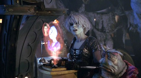 Farscape Crichton Kicks, Chiana Rygel