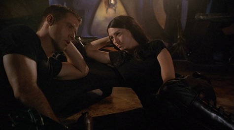 Farscape, We're So Screwed III: La Bomba, Crichton, Aeryn
