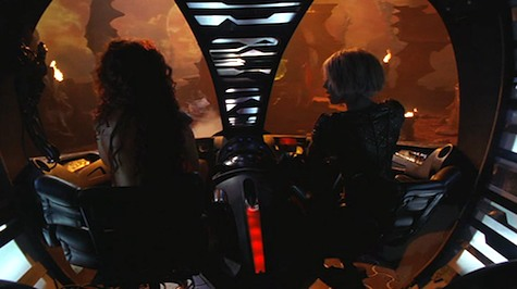 Farscape, Lava's A Many Splendored Thing, Chiana, Sikozu