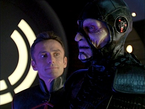 Farscape, Losing Time, Scorpius, Braca