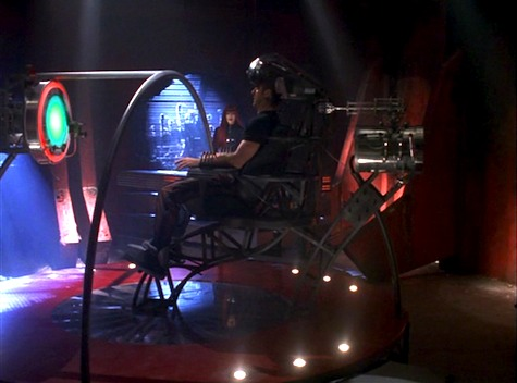 Farscape Season 1 Episode 19, Nerve