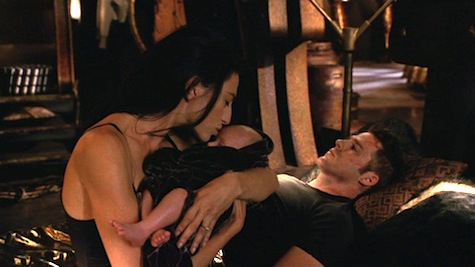 Farscape: The Peacekeeper Wars, Aeryn, Little D, Crichton