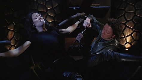Farscape, Prayer, Aeryn