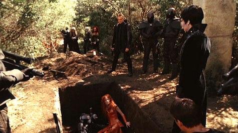 Farscape, What Was Lost II: Resurrection, Sikozu, Scorpius, Grayza, Braca