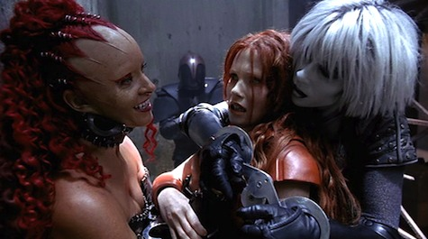 Farscape, What Was Lost II: Resurrection, Jool, Chiana, Sikozu