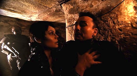 Farscape, What Was Lost II: Resurrection, Grayza, Braca