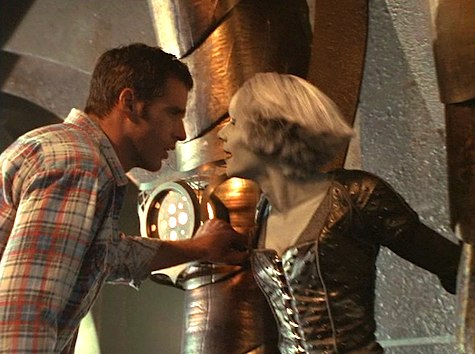 Farscape, Revenging Angel, Crichton, Chiana