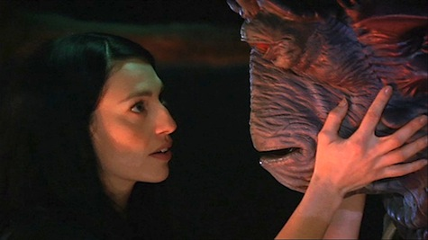 Farscape, Bad Timing, Aeryn, Pilot