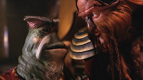 Farscape, Twice Shy, Rygel, D'Argo
