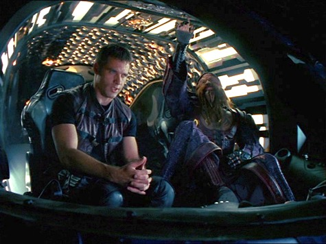 Farscape, Self-Inflicted Wounds, Wait For the Wheel, D'Argo, Crichton