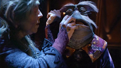 Farscape, We're So Screwed I: Fetal Attraction, Noranti, Rygel