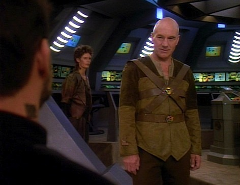 Star Trek: The Next Generation Rewatch on Tor.com: Gambit, Part I