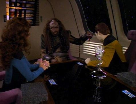Star Trek: The Next Generation Rewatch on Tor.com: Gambit, Part II