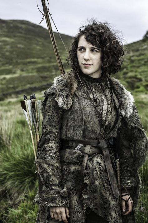 Game of Thrones season 3 Meera Reed