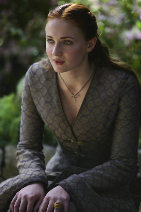 Game of Thrones season 3 Sansa