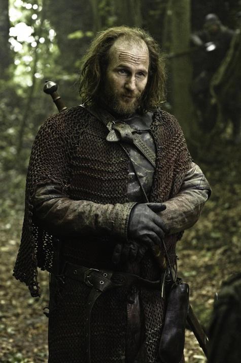 Game of Thrones season 3 Thoros of Myr