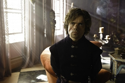 Game of Thrones season 3 Tyrion Lannister